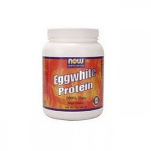 Picture of Now Egg White Protein Powder