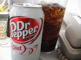 Picture of Diet Dr Pepper